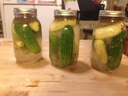 Pickles, August edition