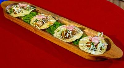 Chipotle grilled shrimp tacos-