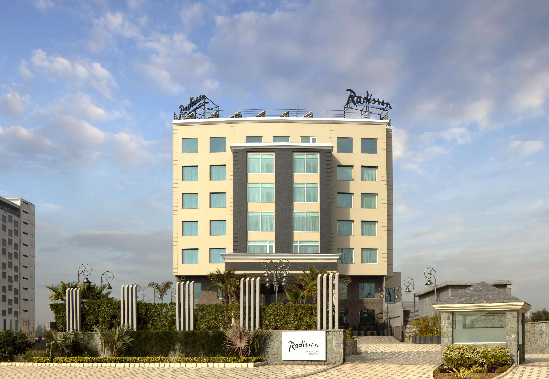 Hotels In Zirakpur Radisson Hotel