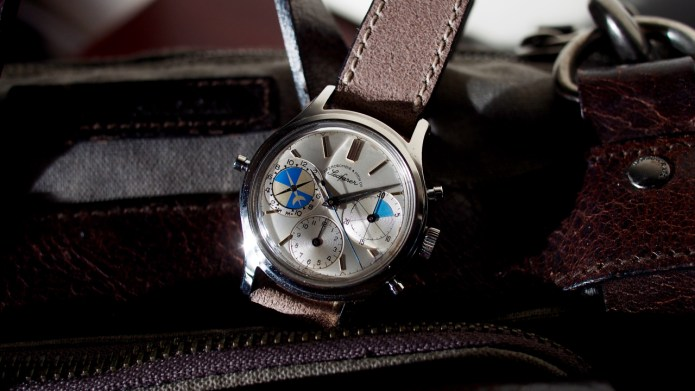 Vintage Heuer Abercrombie and Fitch Seafarer 2444