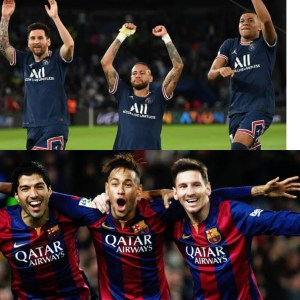 Messi Explain Difference Between MSN And MNM