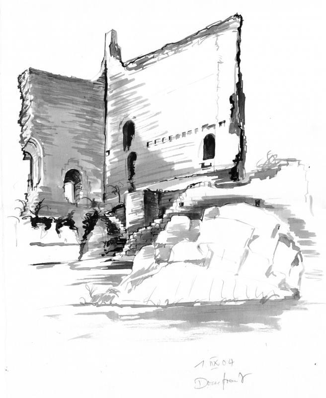 01.08.2004: Domfront, France
