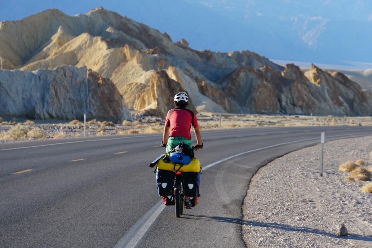 Death Valley – dem Todestal mit Müh und Not wieder entkommen!