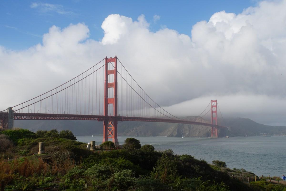 Golden Gate Bridge erreicht – China rückt näher!