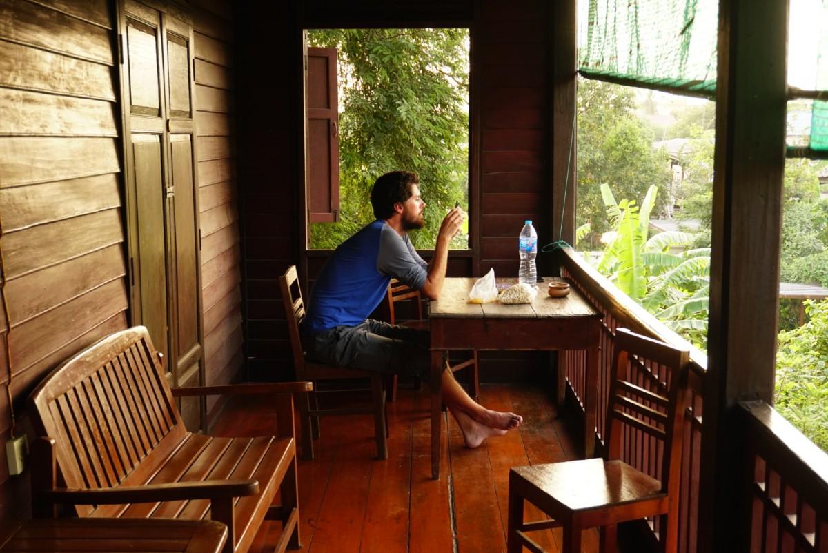 Ayyuthaya: Reise planen, Blog updaten, Seele baumeln lassen