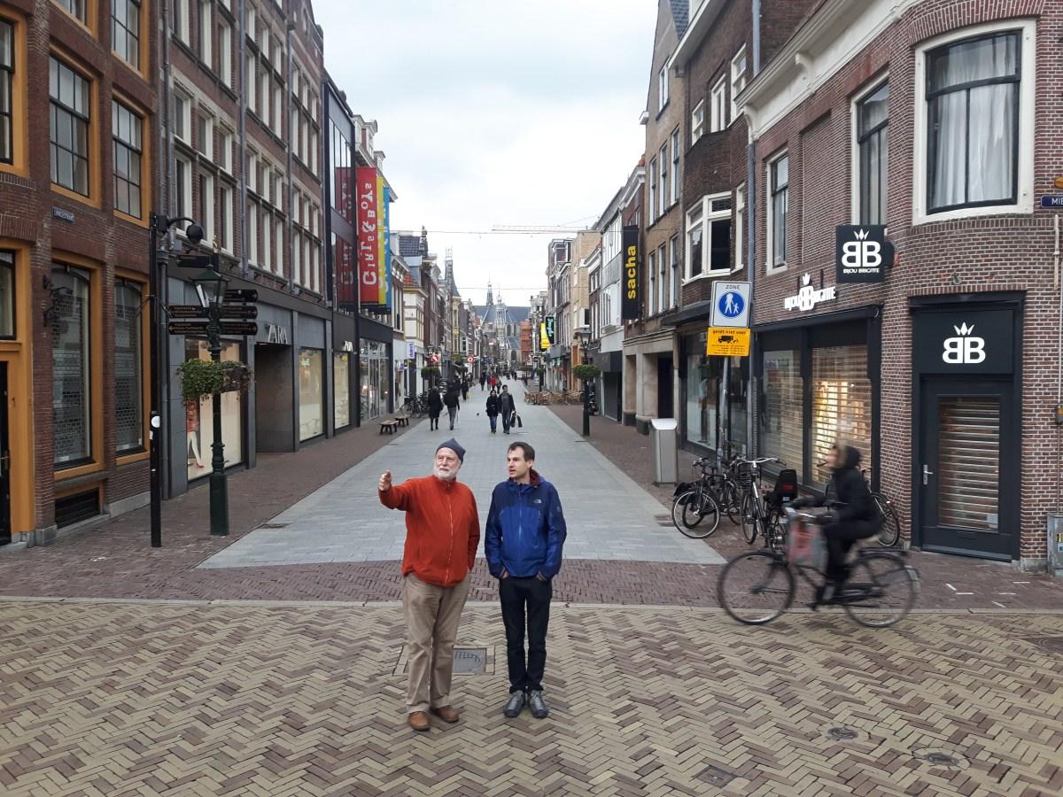 Urlaub auf dem Hollandrad