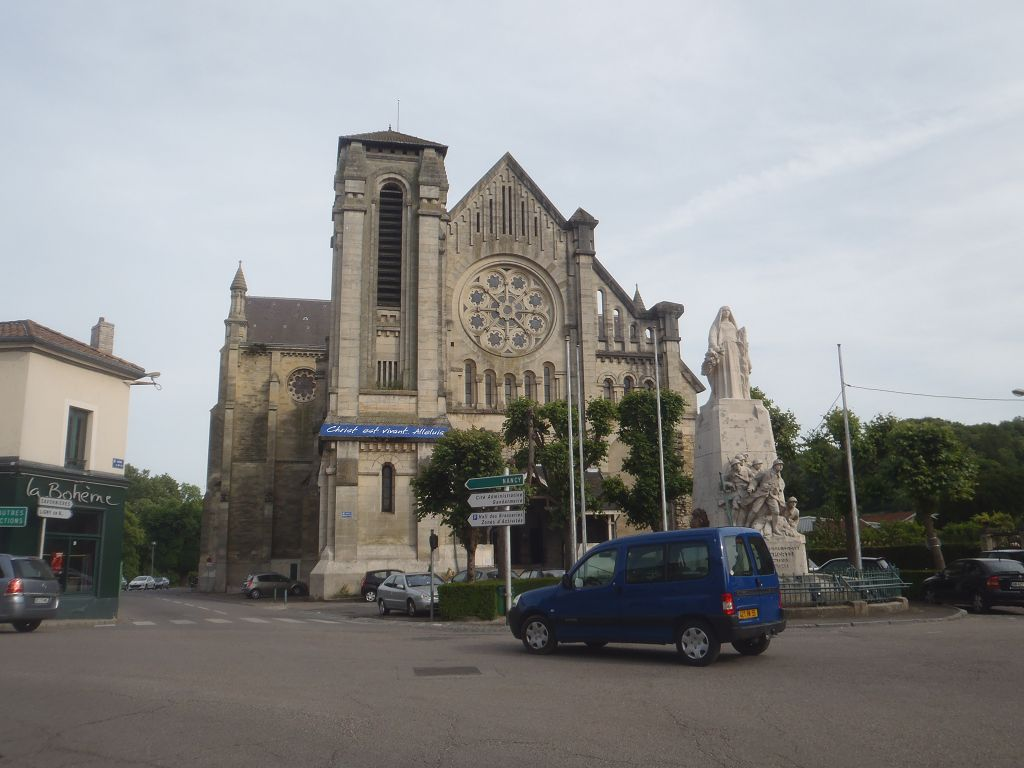 Eglise Saint Jean de Bar le Duc