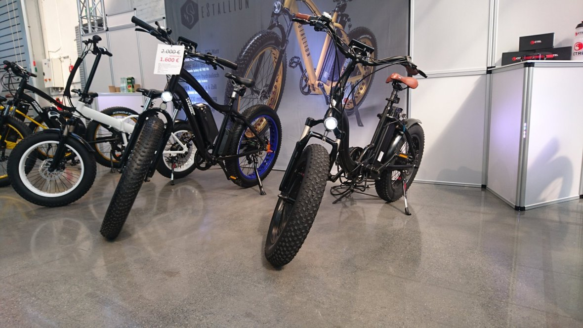 cycling world e fatbike