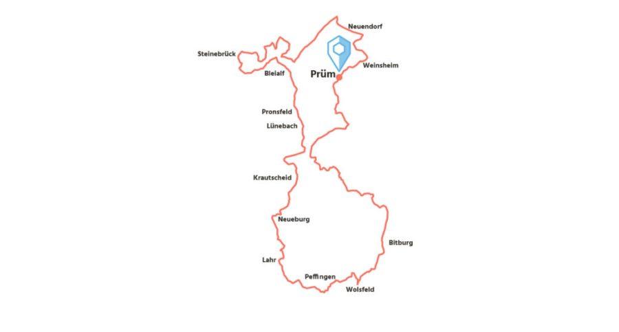 Route Eifel 188km
