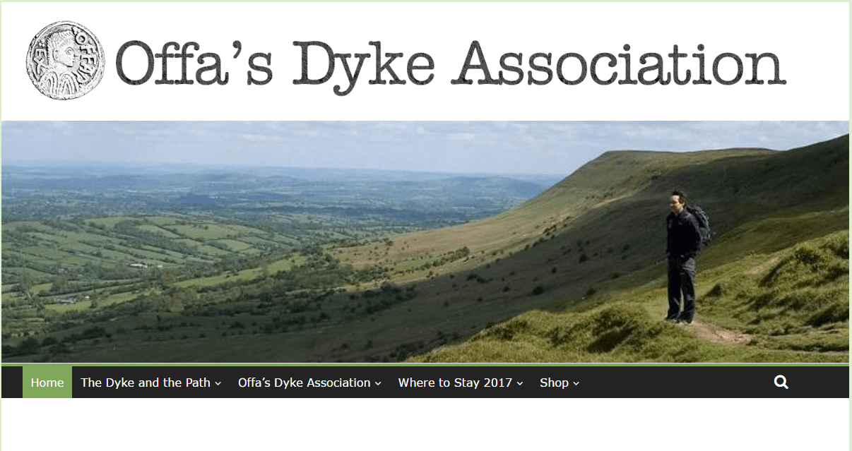 Offa's Dyke Association – Now Live!