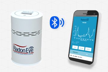 RD200 : Radon Detector