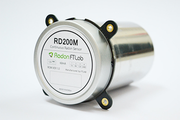 RD200M : High-performance radon sensor