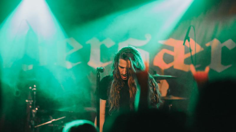 Bersærk release tour på Posten 13/11