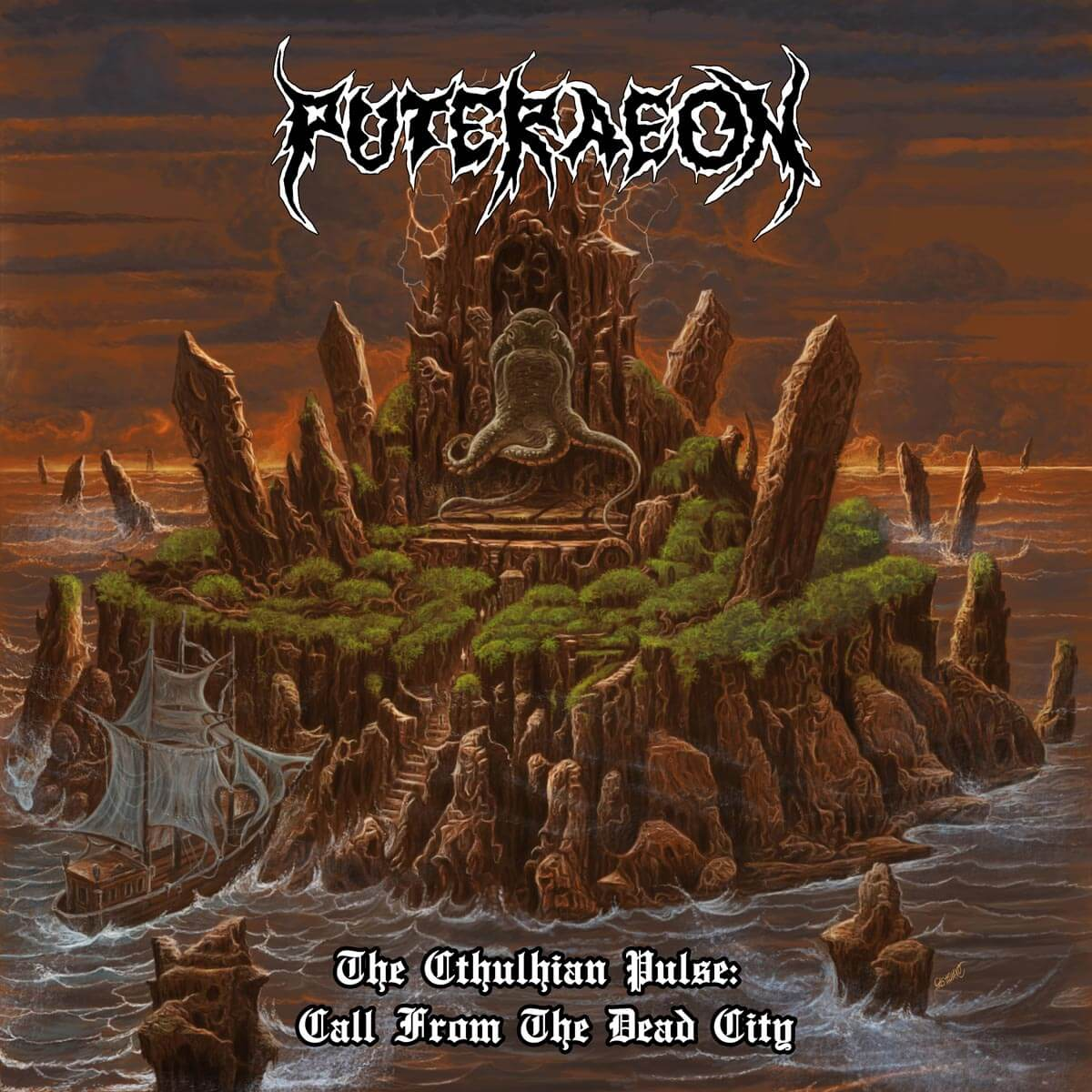 Puteraeon – The Cthulhian Pulse: Call from the dead city