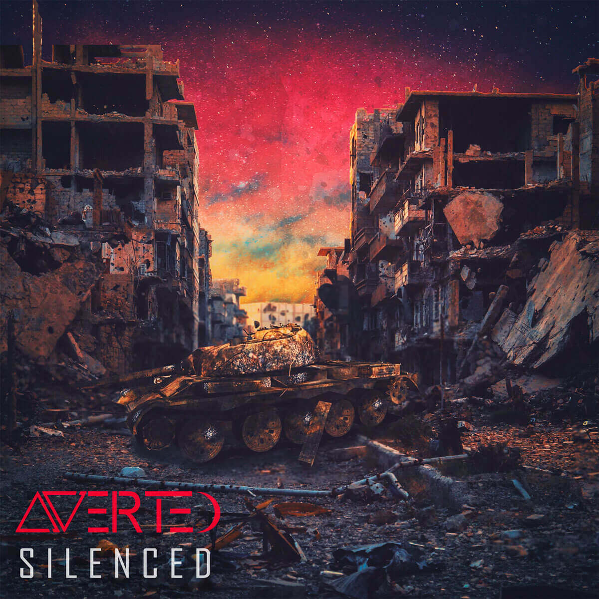 Averted – Silenced EP