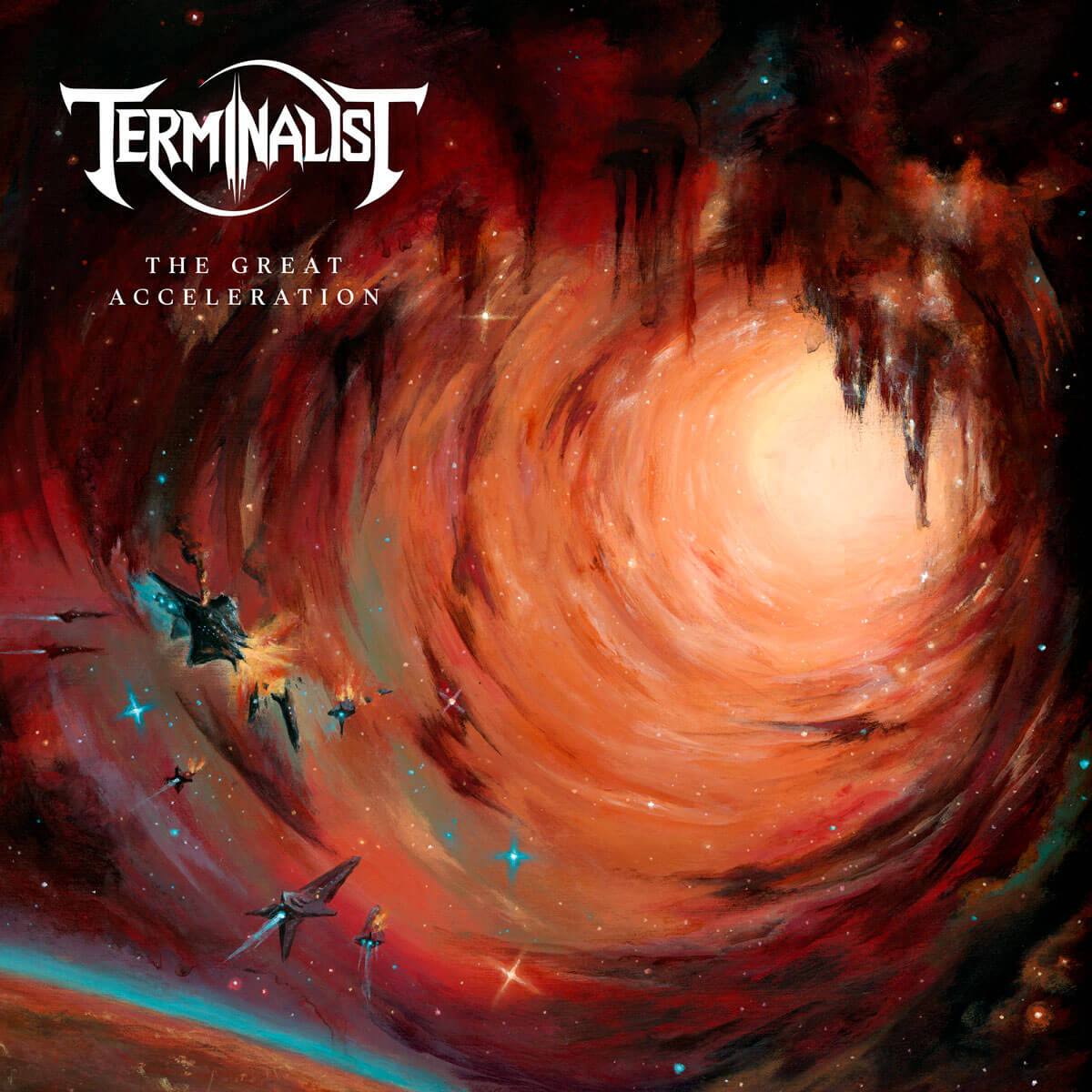 Terminalist – The Great Acceleration
