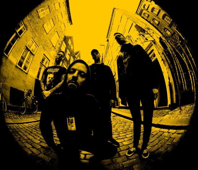 Ghost Iris band. Photo by Oscar-Dziedziela