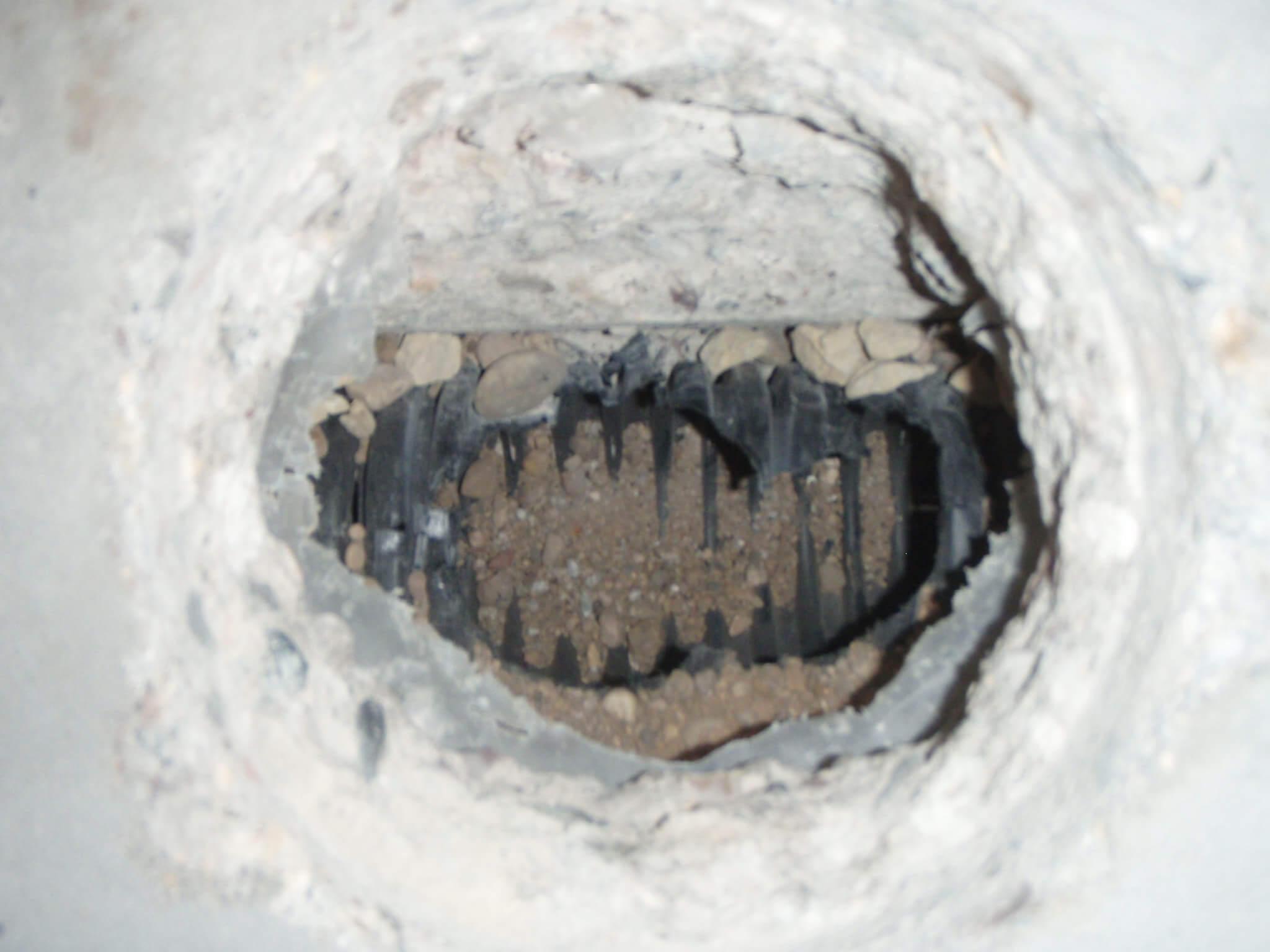 Suction Pit Minnesota Radon Mitigation