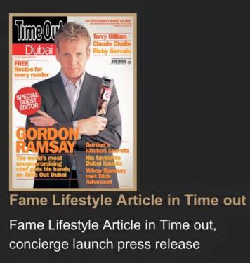 Fame PR Boutique