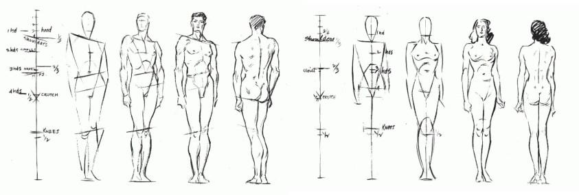 Human Figure Drawing Book Pdf Free Download - radpdf