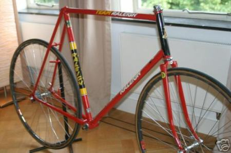 team raleigh 79 roadbike