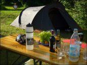 Endlich Camping