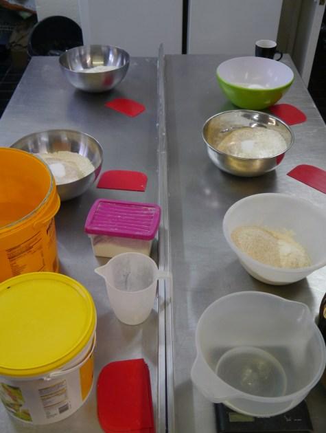 Ready to make bread!