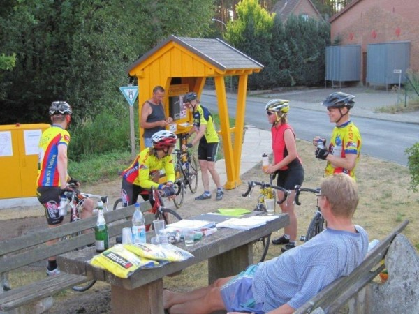 Der Stoppomat in Suderburg - ein beliebtes Trainingsziel