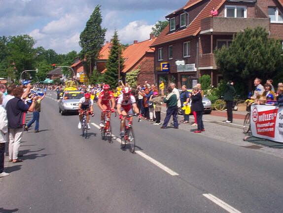Sprintwertung Ebstorf