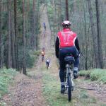MTB-Tour über den Blauen Berg