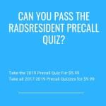 precall quiz