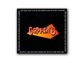 "Boppin'B CD ""100%"""