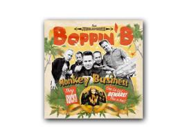 "Boppin'B CD ""Monkey Business"""