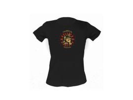 """Taubertal Festival T-Shirt 2012 """"Vintage"""" Girl"""