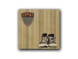 Boppin'B CD 2015 – Self Titled