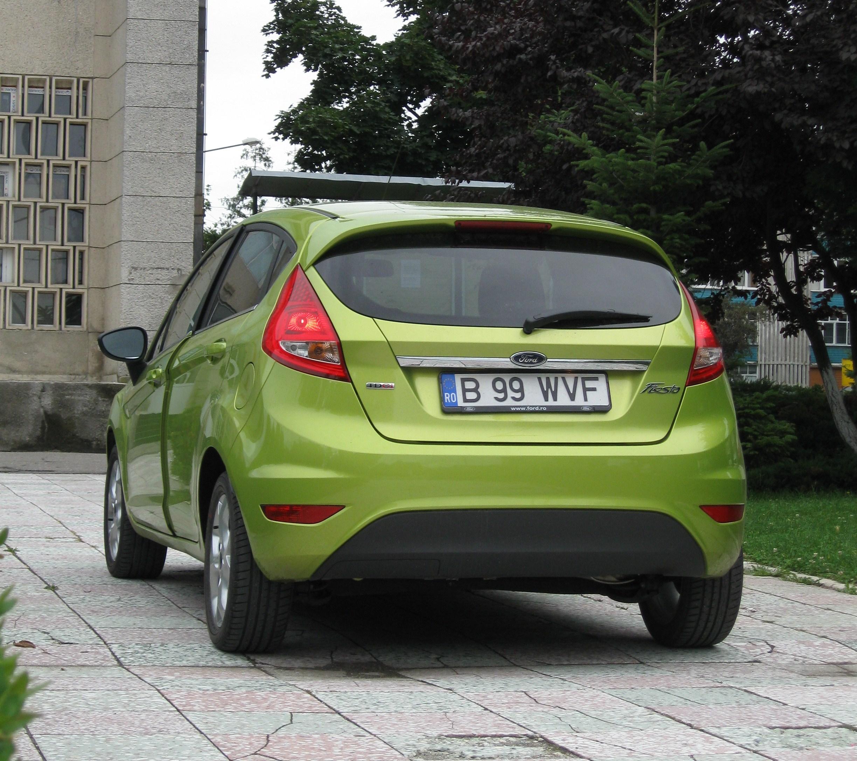 Ford Fiesta 2009 diesel (74)