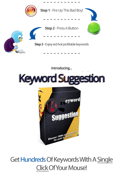 keyword suggestion pro