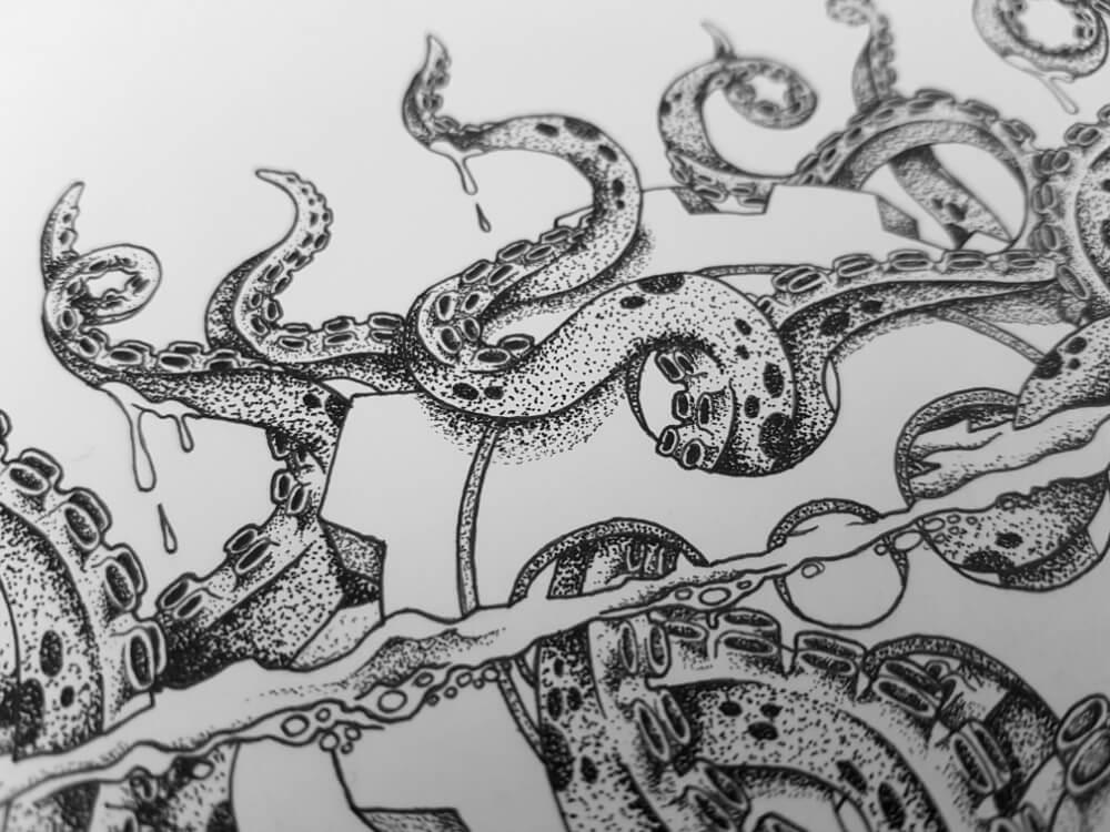 Ink work