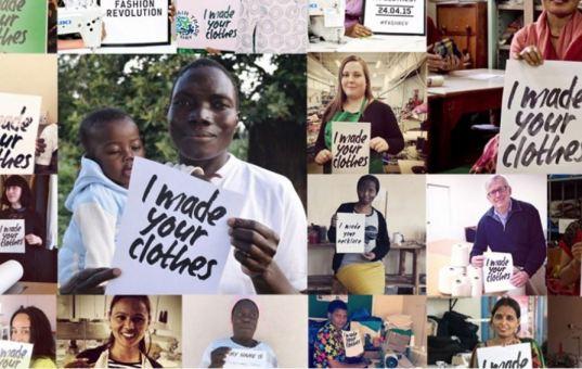 Fashion revolution: parliamo di moda etica