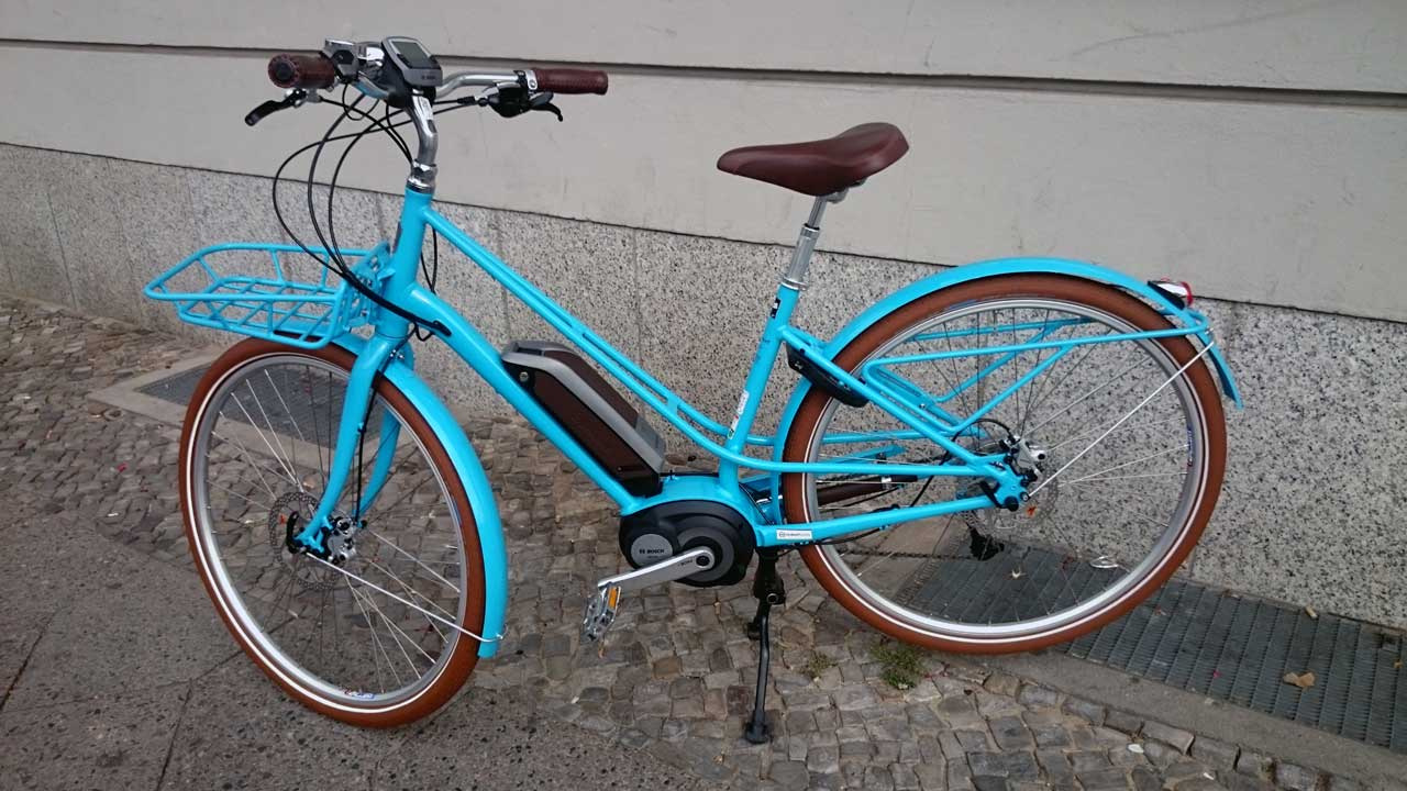 EBike Berlin EBike  Pedelec gnstig im Fahrrad Fachhandel kaufen