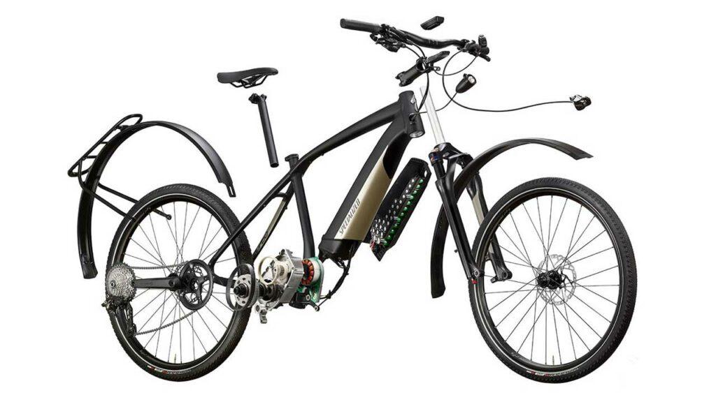 Specialized Turbo Vado City E-Bike Test mit 25 km/h & 45