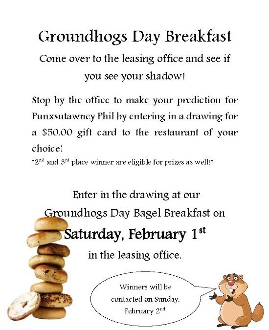 Groundhogs Day