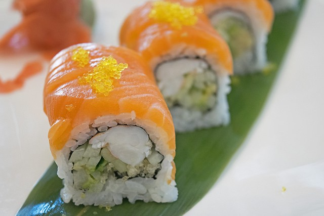 Don't Miss the Specialty Rolls at Sushi Land, a Short Drive From Radwyn Apartments