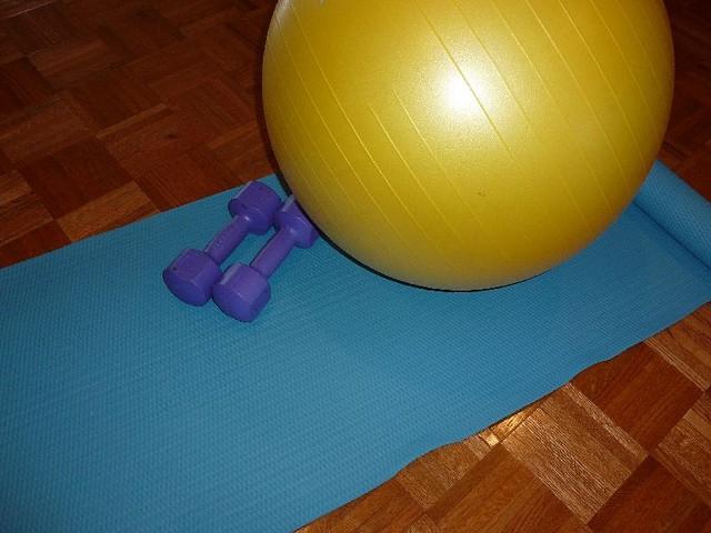 Get Into Shape with Bodylogic Pilates