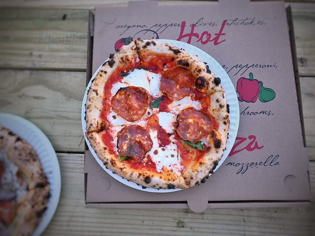 Build Your Own Meal at Snap Custom Pizza