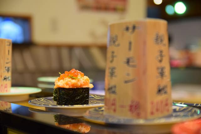 A Smorgasbord of Fresh, Simple Sushi Awaits at Jason's Toridasu