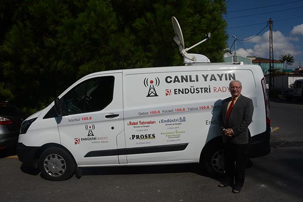 Entek Teknik Yönetim Kurulu Başkanı Hasan Terzioğlu