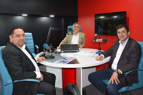 Tanpera Endüstriyel Satış Yöneticisi Metin Filizci & Satış Müdürü Hüseyin Kartal: Isı Değiştiriciler Ve Basınçlı Kaplar