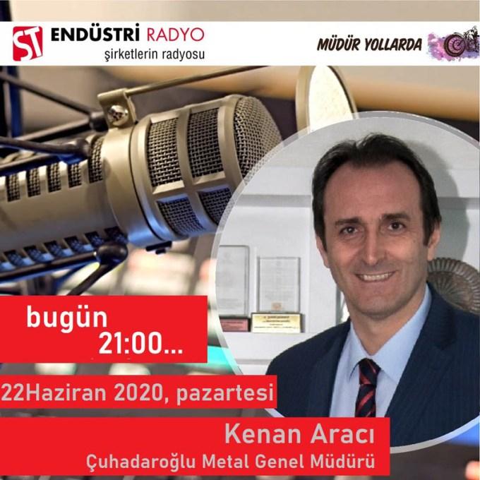 Çuhadaroğlu Metal Genel Müdürü Ve Türkiye İMSAD Yönetim Kurulu Üyesi Kenan Aracı: Dış Cephelerde Enerji Verimliliği