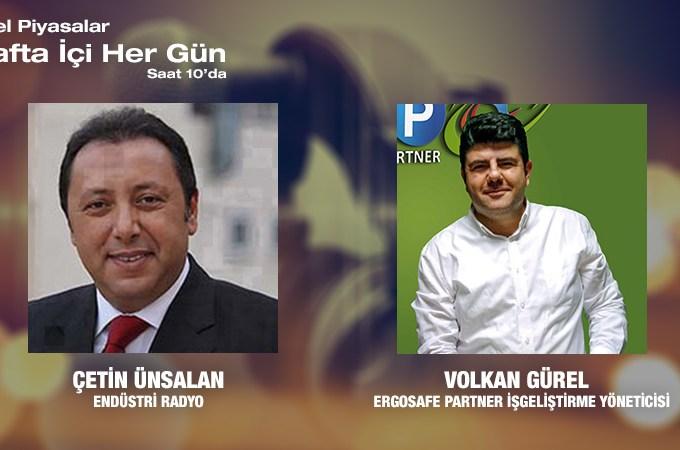 Ergosafe Partner İş Geliştirme Yöneticisi Volkan Gürel: Sosyal Mesafe Takip Sistemi